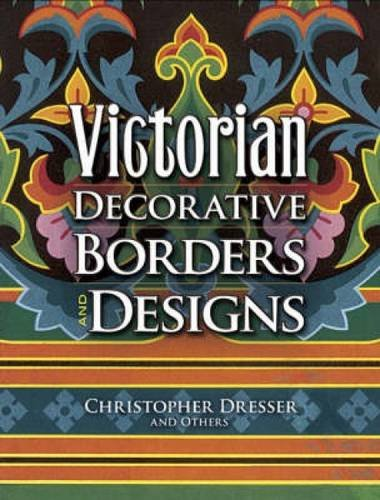 9780486461359: Victorian Decorative Borders and Designs (Dover Pictorial Archives)