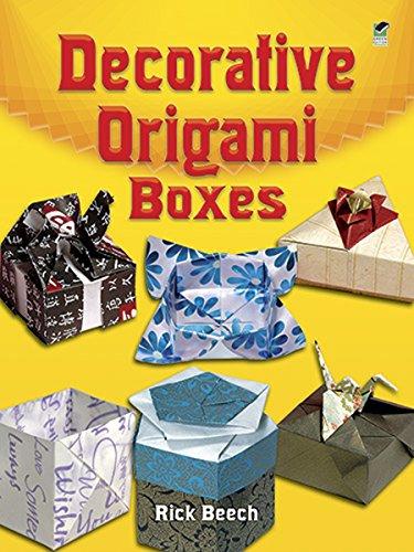 Decorative Origami Boxes: Rick Beech