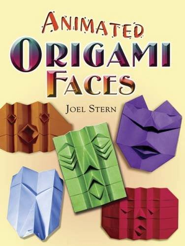 9780486461748: Animated Origami Faces
