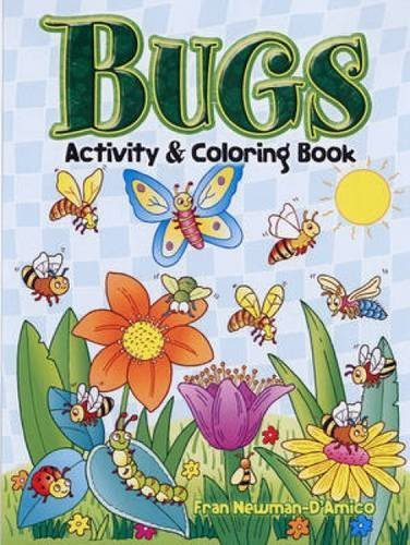 9780486461991: Bugs Activity and Coloring Book (Dover Children's Activity Books)