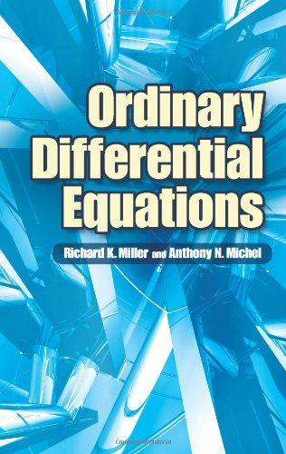 9780486462486: Ordinary Differential Equations (Dover Books on Mathematics)