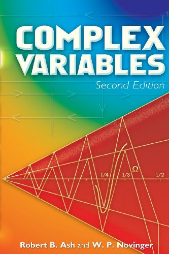 9780486462509: Complex Variables: Second Edition (Dover Books on Mathematics)