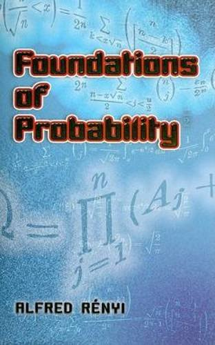 9780486462615: Foundations of Probability (Dover Books on Mathematics)