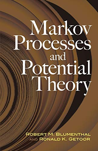 9780486462639: Markov Processes and Potential Theory (Dover Books on Mathematics)