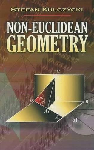 9780486462646: Non-Euclidean Geometry (Dover Books on Mathematics)