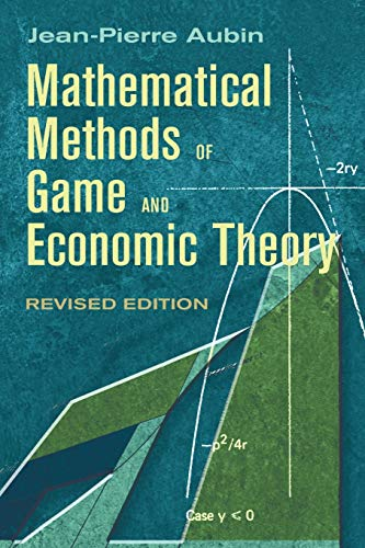 9780486462653: Mathematical Methods of Game and Economic Theory