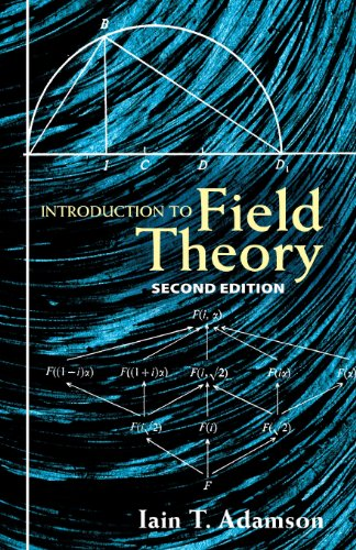 9780486462660: Introduction to Field Theory: Second Edition (Dover Books on Mathematics)