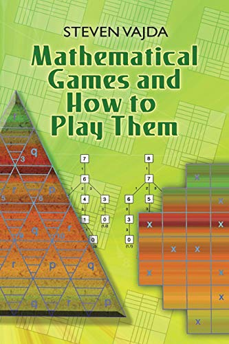 9780486462776: Mathematical Games and How to Play Them (Dover Books on Mathematics)