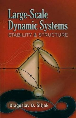 9780486462851: Large-Scale Dynamic Systems: Stability and Structure (Dover Civil and Mechanical Engineering)