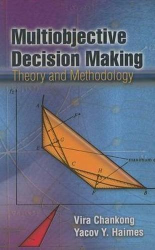 9780486462899: Multiobjective Decision Making: Theory and Methodology (Dover Books on Engineering)
