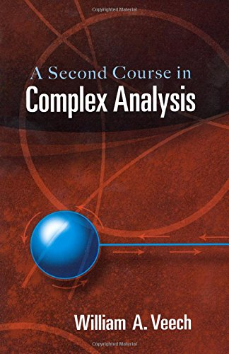9780486462943: A Second Course in Complex Analysis