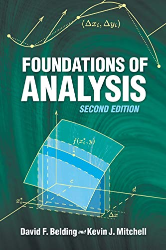 9780486462967: Foundations of Analysis: Second Edition (Dover Books on Mathematics)