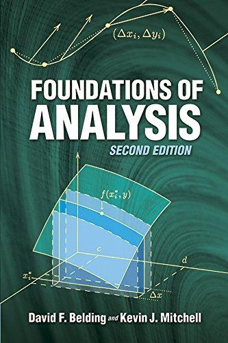 9780486462967: Foundations of Analysis (Dover Books on Mathematics)