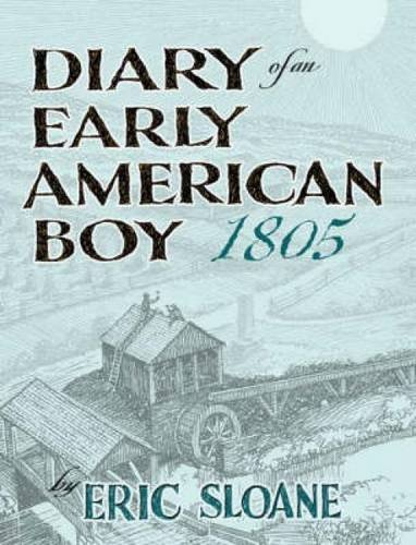 9780486463049: Diary of an Early American Boy: 1805
