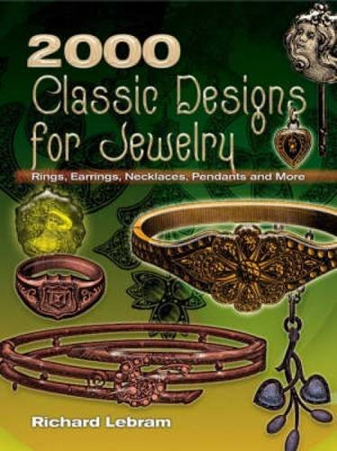 9780486463070: 2000 Classic Designs for Jewelry