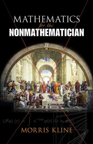 9780486463292: Mathematics for the Nonmathematician