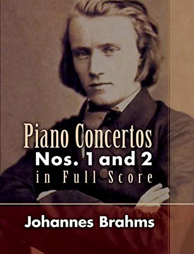 9780486464145: Piano Concertos Nos. 1 and 2 in Full Score (Dover Music Scores)