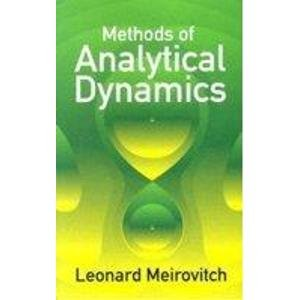 9780486464237: METHODS OF ANALYTICAL DYNAMICS