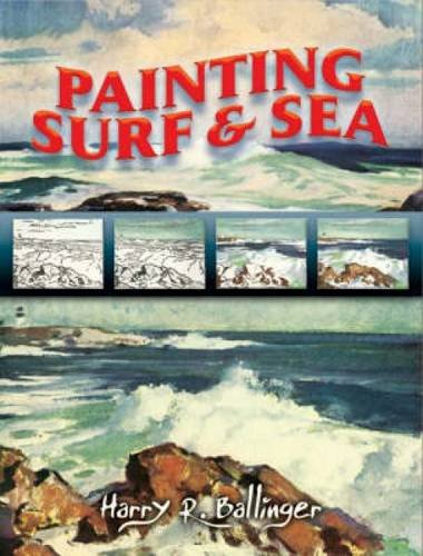 9780486464275: Painting Surf and Sea (Dover Art Instruction)