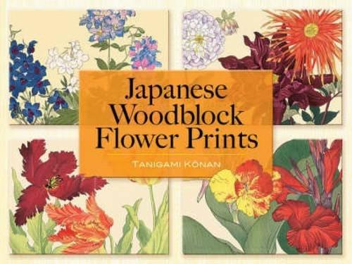 9780486464428: Japanese Woodblock Flower Prints