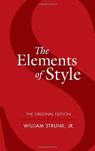 9780486464503: The Elements of Style: The Original Edition
