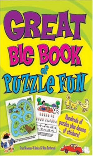 9780486465036: Great Big Book of Puzzle Fun (Giant-Sized Colouring and Activity Collections)