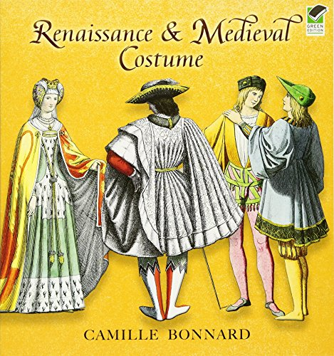 9780486465142: Renaissance and Medieval Costume (Dover Fashion and Costumes)
