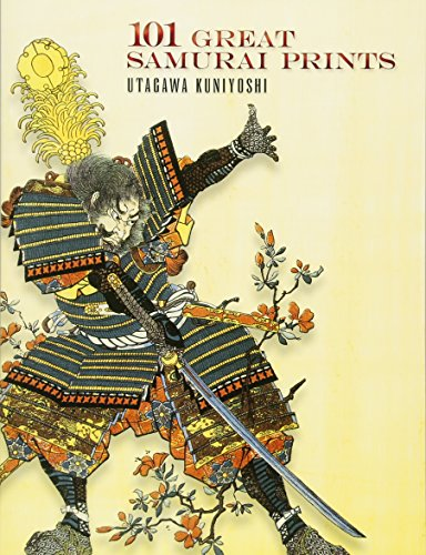 9780486465234: 101 Great Samurai Prints (Dover Fine Art, History of Art)