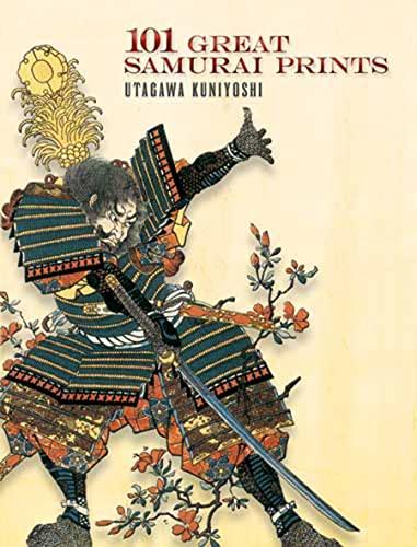 9780486465234: 101 Great Samurai Prints (Dover Fine Art, History of Art)