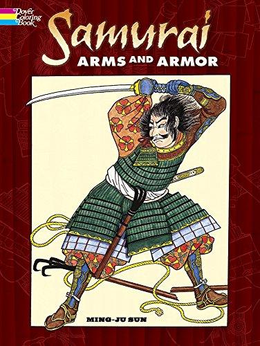 9780486465579: Samurai Arms and Armor (Dover Fashion Coloring Book)