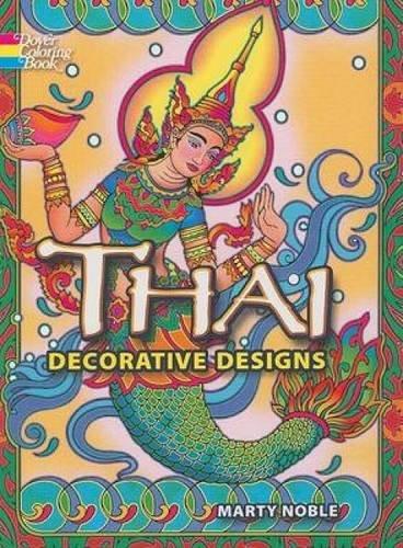 9780486465616: Thai Decorative Designs