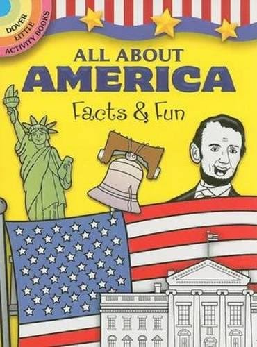 9780486465739: All About America: Facts & Fun (Dover Little Activity Books)