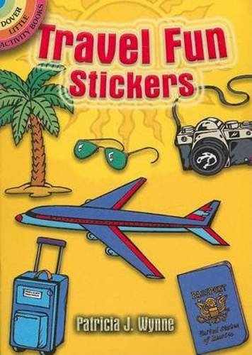 9780486465821: Travel Fun Stickers (Dover Little Activity Books Stickers)
