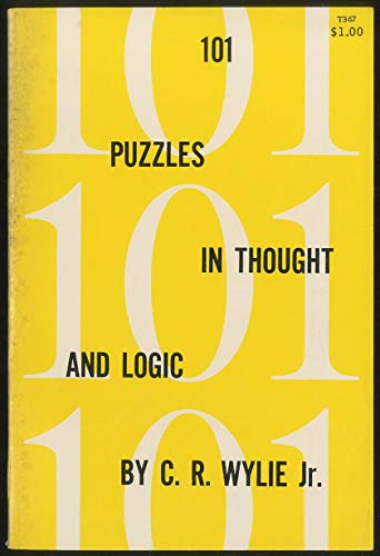 9780486465883: 101 Puzzles in Thought and Logic