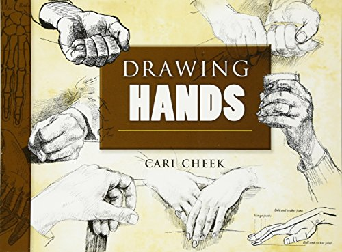 9780486465975: Drawing Hands (Dover Art Instruction)