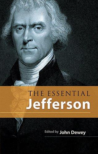 9780486465999: The Essential Jefferson (Dover Books on Americana)