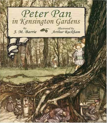 9780486466071: Peter Pan in Kensington Gardens (Dover Children's Classics)