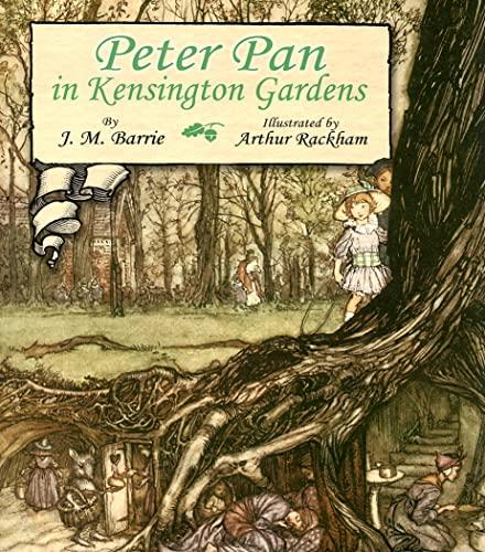 9780486466071: Peter Pan in Kensington Gardens (Dover Children's Classics)