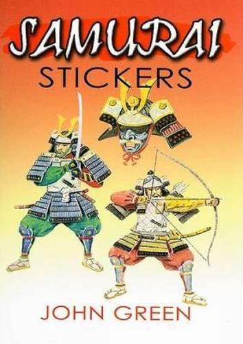 9780486466095: Samurai Stickers (Dover Stickers)