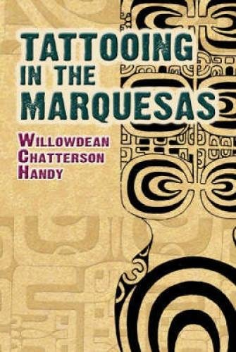 9780486466125: Tattooing in the Marquesas (Dover Books on Anthropology and Folklore)