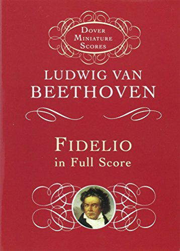 9780486466170: Fidelio in Full Score (Dover Miniature Scores)