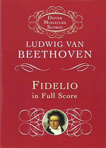 9780486466170: Ludwig Van Beethoven Fidelio (Dover Miniature Score)