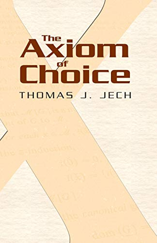 9780486466248: The Axiom of Choice (Dover Books on Mathematics)