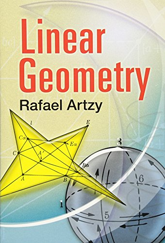 9780486466279: Linear Geometry (Dover Books on Mathematics)