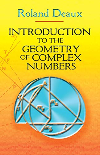 9780486466293: Introduction to the Geometry of Complex Numbers (Dover Books on Mathematics)