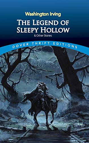9780486466583: The Legend of Sleepy Hollow and Other Stories (Dover Thrift Editions)