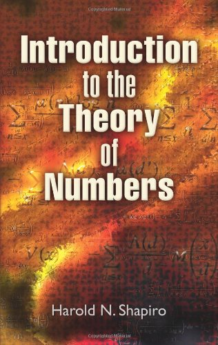 9780486466699: Introduction to the Theory of Numbers (Dover Books on Mathematics)