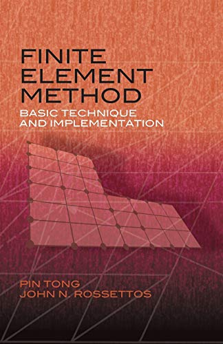 9780486466767: Finite Element Method: Basic Technique and Implementation (Dover Books on Engineering)
