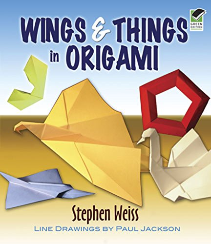 9780486467337: Wings and Things in Origami (Dover Origami Papercraft)
