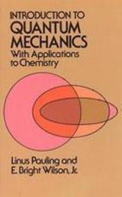 9780486467412: Introduction To Quantum Mechanics With Applications To Chemistry